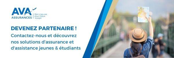 Assurance santé étudiant d'AVA