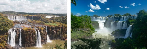 Assurance voyage Iguazu Brésil