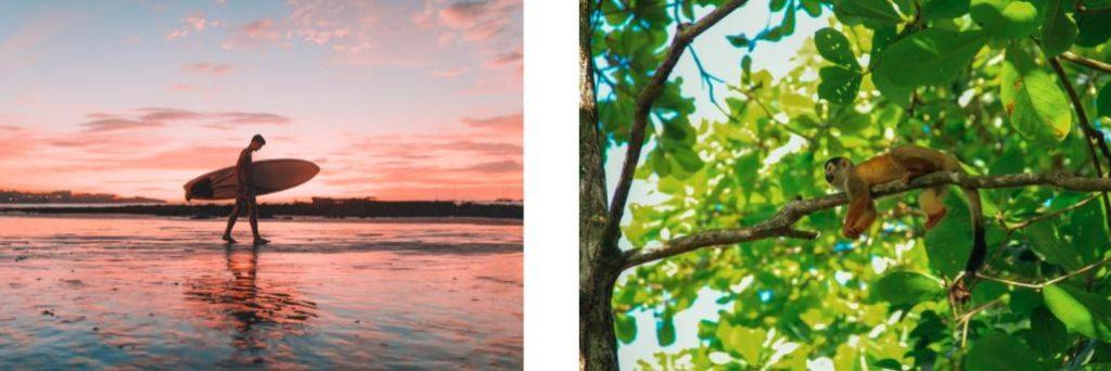 Assurance voyage Costa Rica et la Nature