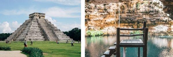 Assurance voyage Mexique