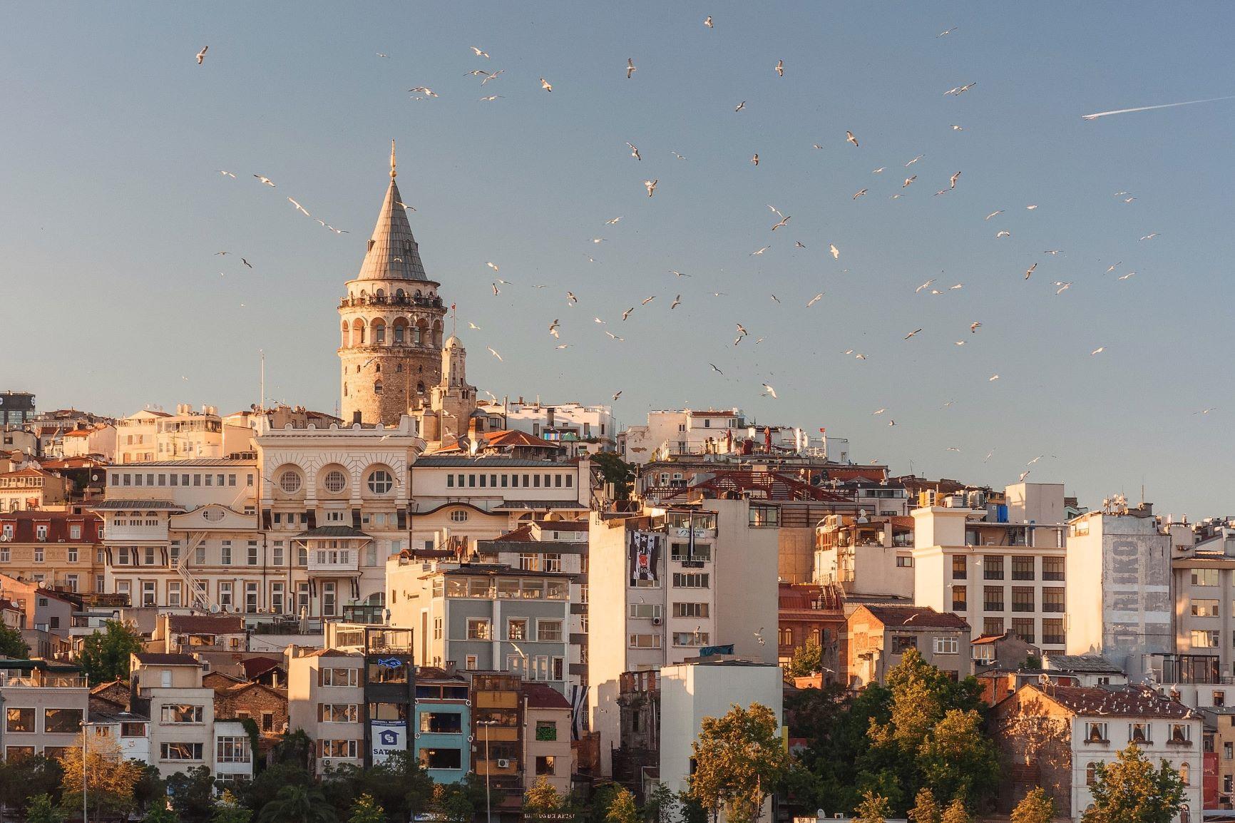 Assurance voyage Turquie pour découvrir Galata
