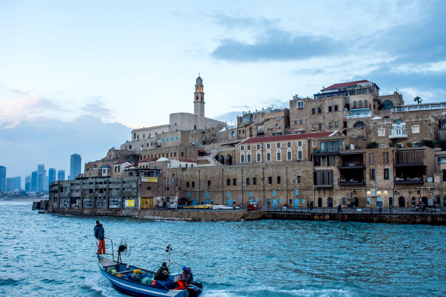 assurance voyage Israël international