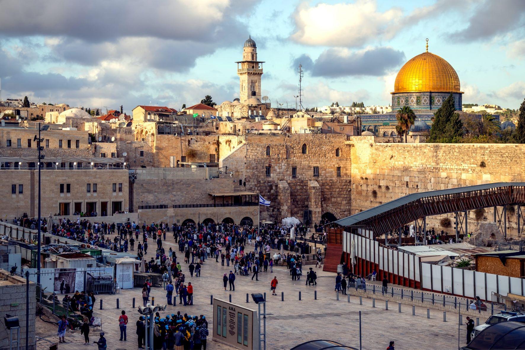 assurance voyage jerusalem